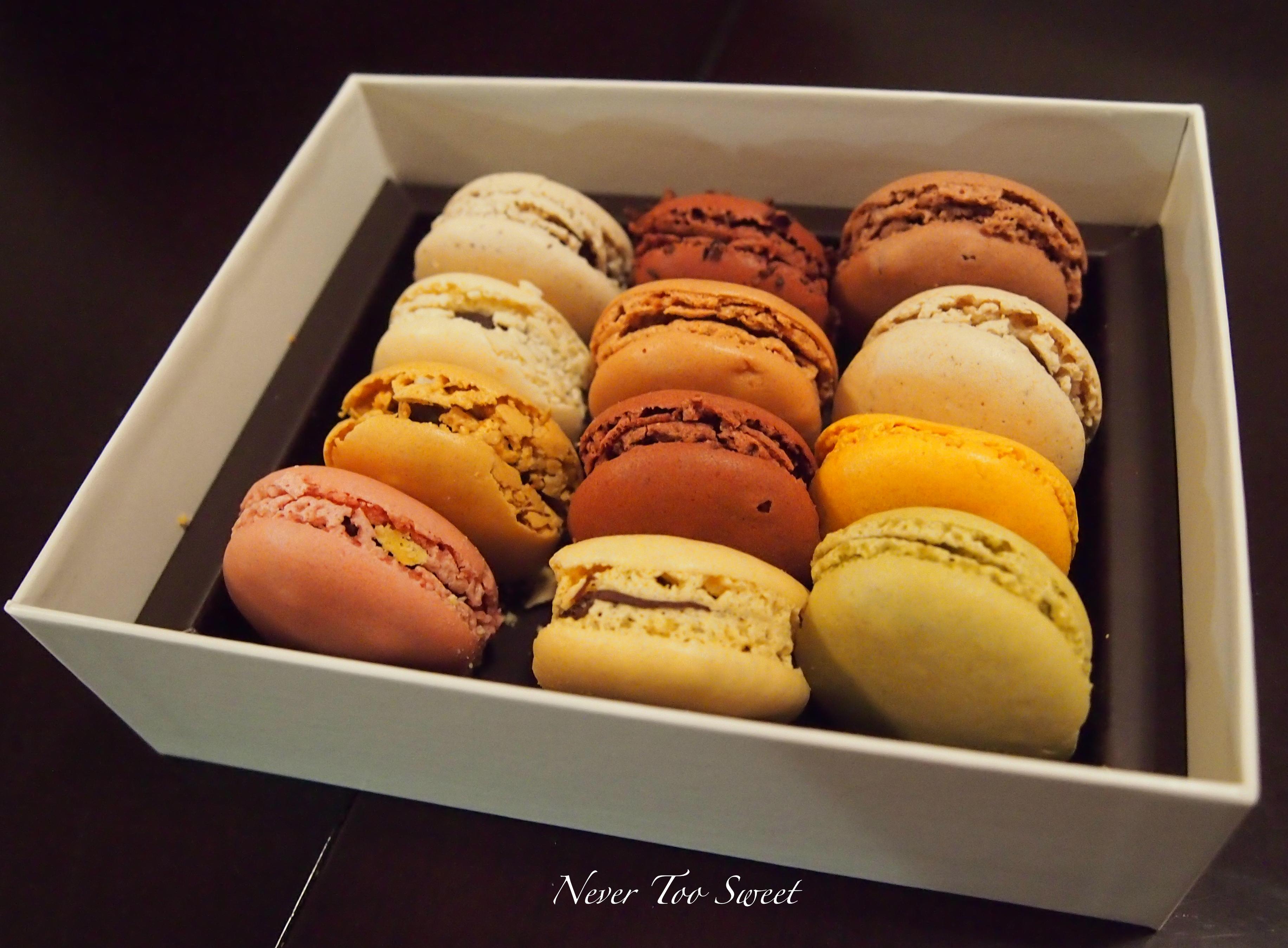 La Maison Du Chocolat Brest Valdiz Source My Review Of The Macarons