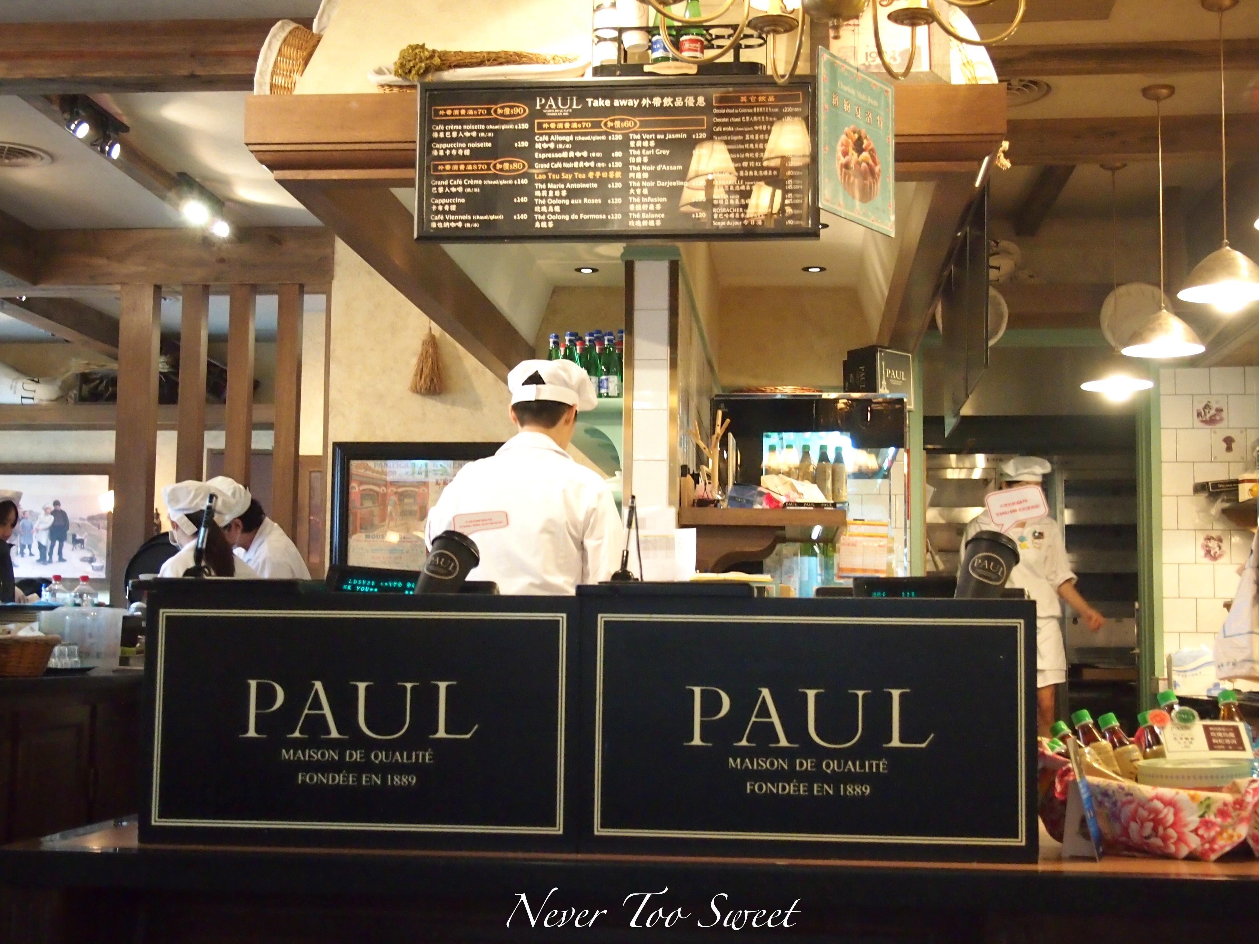 Paul Maison De Qualite London Ventana Blog Source Time