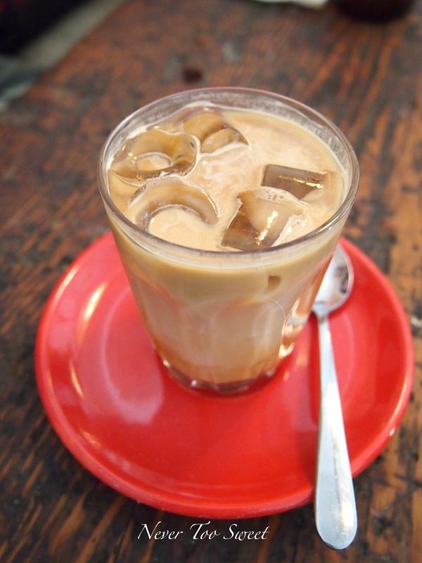 Ice Latte - $6AUD