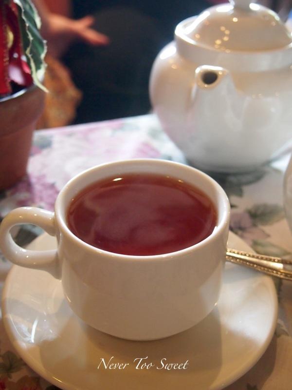 Houseblend tea $3.50 AUD