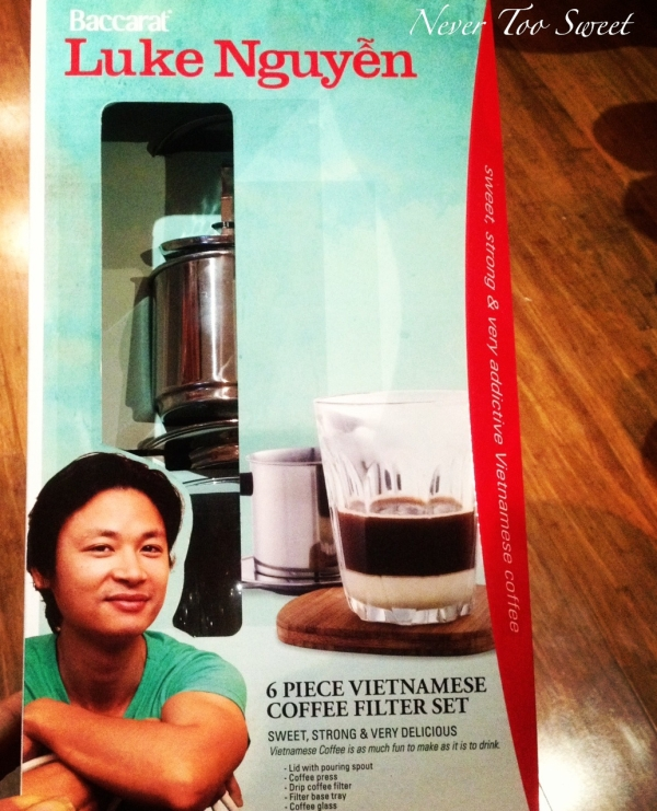 Vietnamese Coffee Filter Set :)