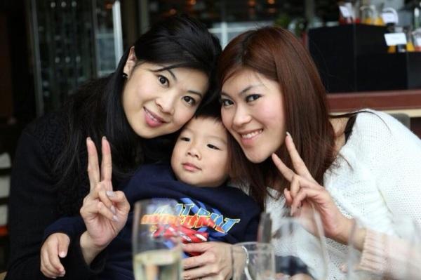 Love you both!