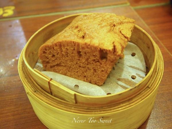 Ma Lai Go (Steamed Cake) $14HKD($1.75AUD)