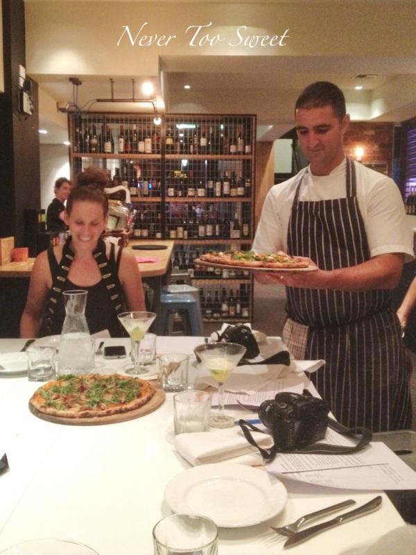 Julia and Chef Emile :)
