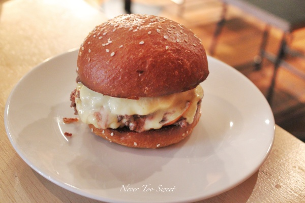 Double Patty Smash Burger $10AUD