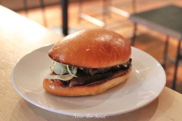Pressed Rib Sandwich $12AUD