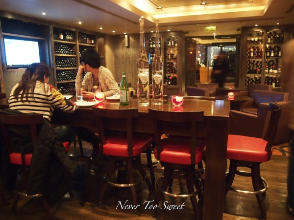 The Steakhouse Winebar + Grill at Intercontinental Hotel