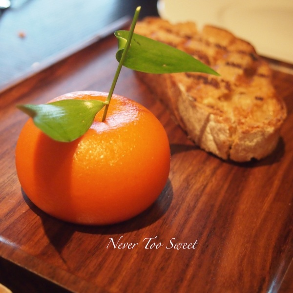 Meat Fruit £15