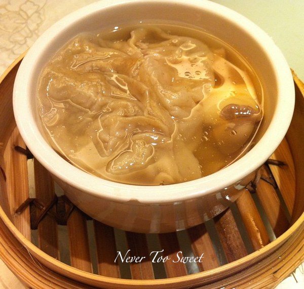 """Soup Dumpling"" Guan Tang Jiao available from most Yum Cha outlets"
