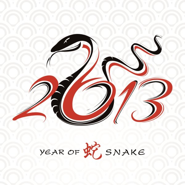 Kung Hei Fat Choi! In the year of the Snake!