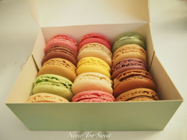Laduree from NYC