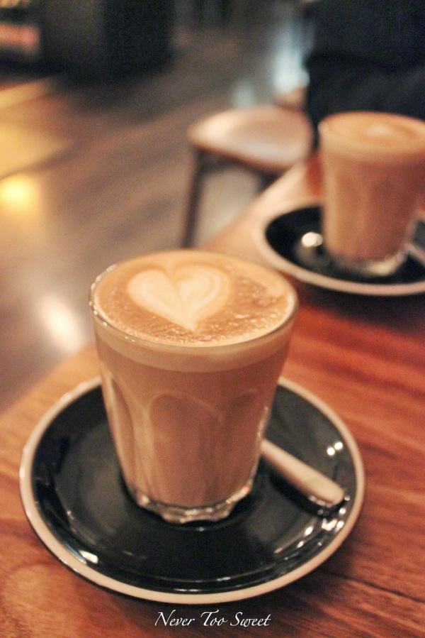 Latte $3.5