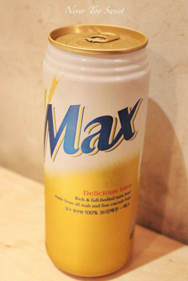 Max beer $8