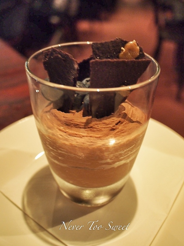 Chocolate Mousse $14