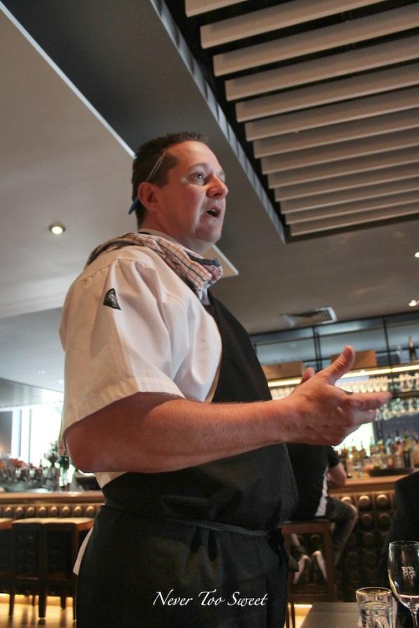 Chef Peter Dunlop
