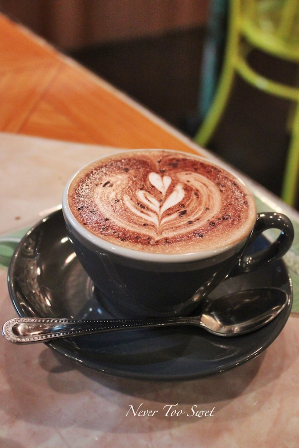 Hot Chocolate from Mork