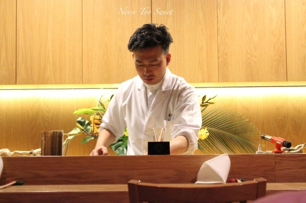 Chef Kuma