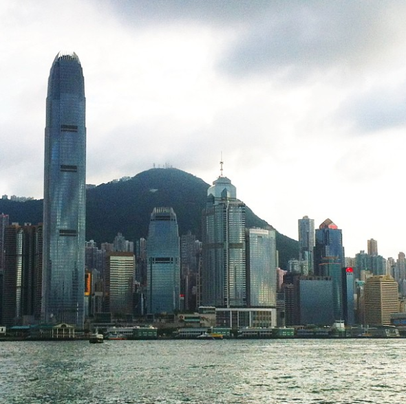 Hong Kong my home away from home
