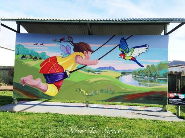 Favourite mural