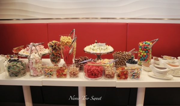 Lolly Buffet Table
