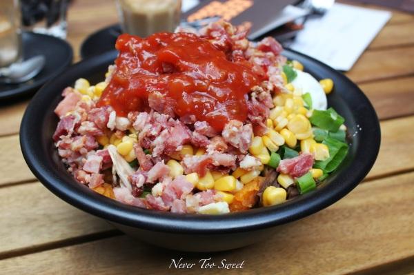 DIY Salad -