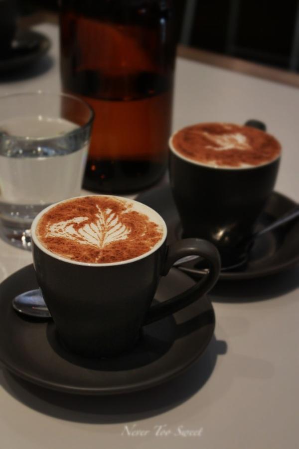 Chai Latte $4