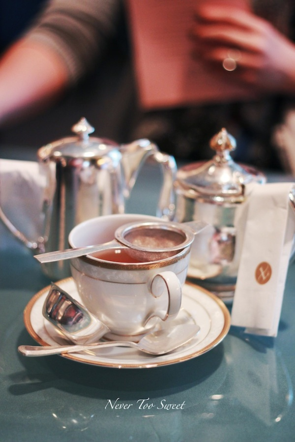 Parisian Tea