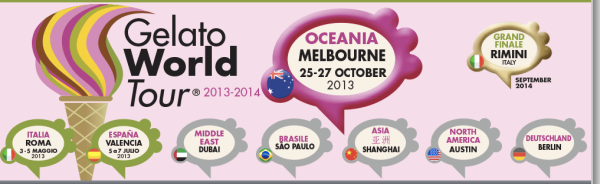 Gelato World Tour2013