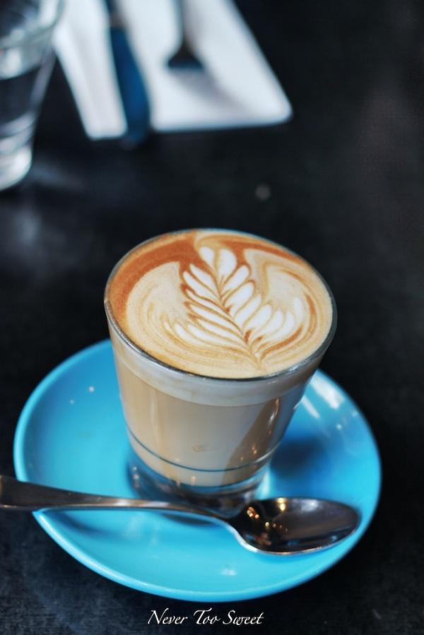 Latte house blend $3.5
