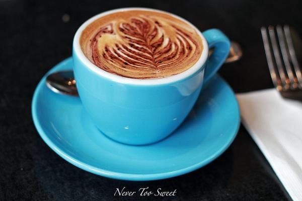 Cappuccino $3.5