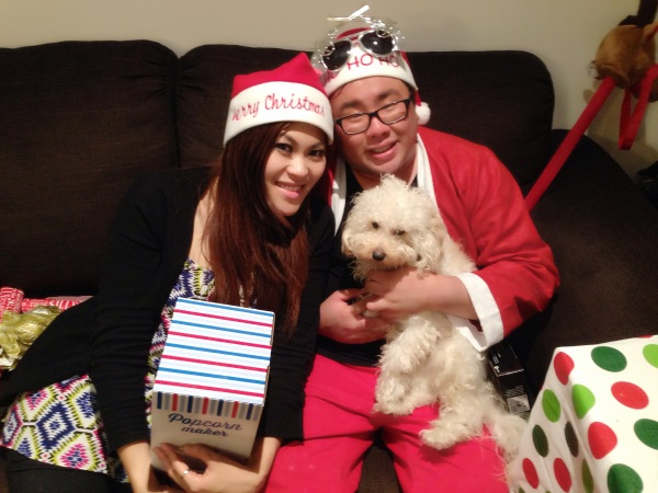 Merry Christmas from Mr Bao, Me and Shy  :)