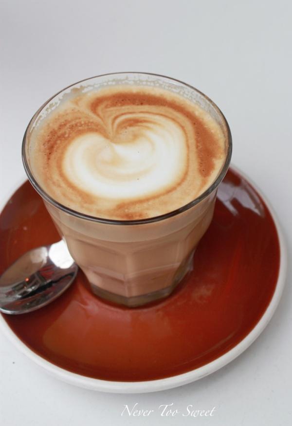 Latte $3.8