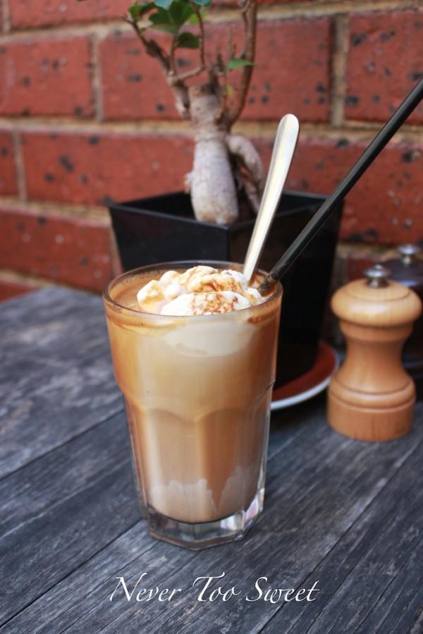 Iced-Coffee $5