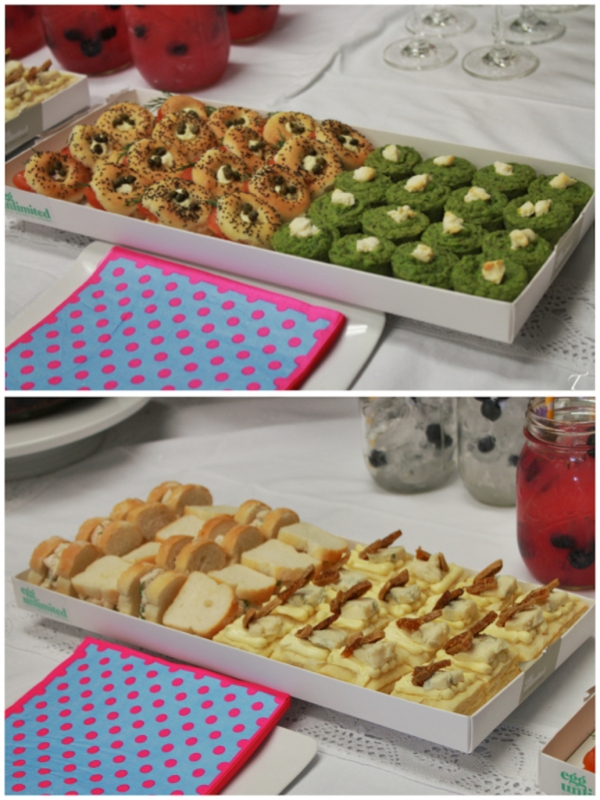Sovoury Canapes