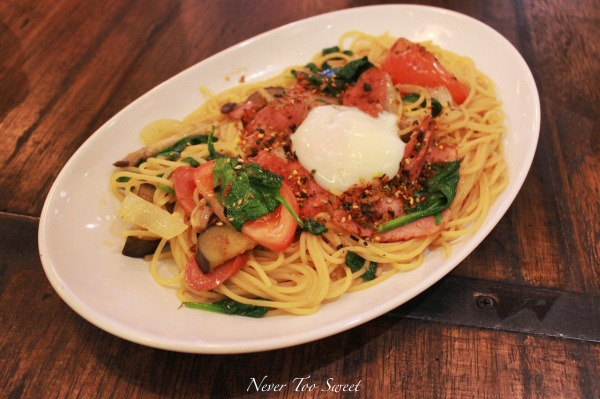Miam Miam Spaghetti $16.8