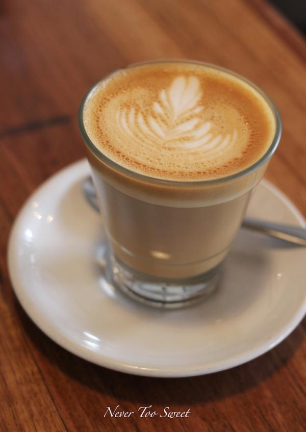 Latte $4.2