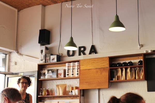 Ora Cafe, Kew