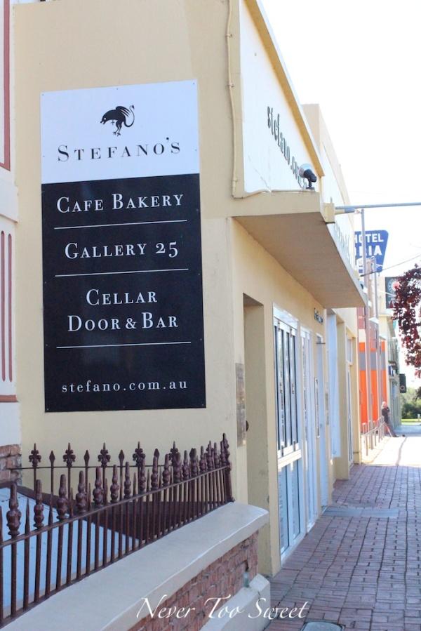 Stefano Cafe Bakery