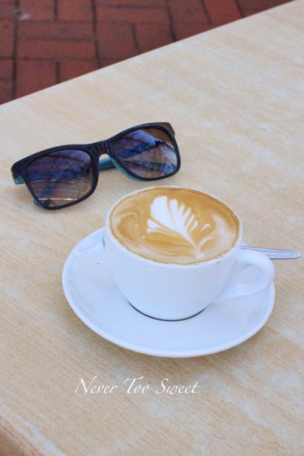 Latte $ 3.8