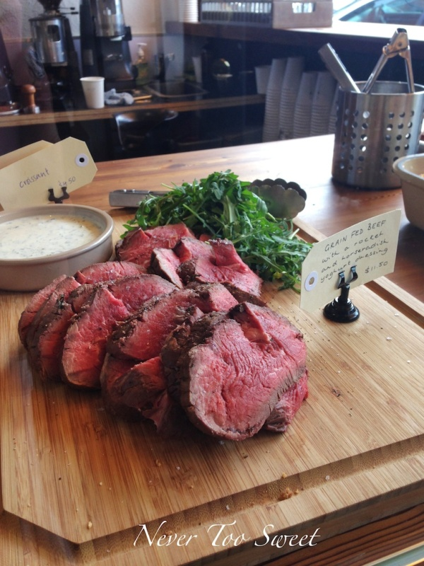 Grain fed Beef fillet $11.50