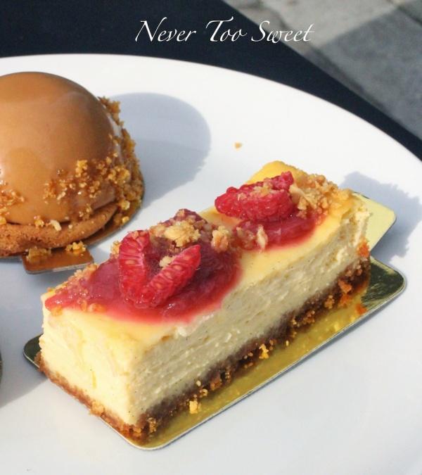 Cheesecake $8