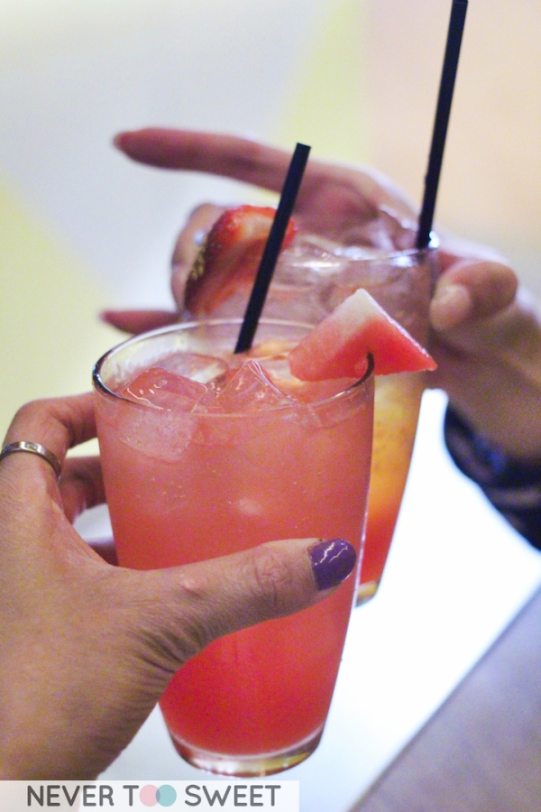 Cheers to girls night out!