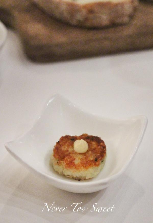 Maine Crab Cakes