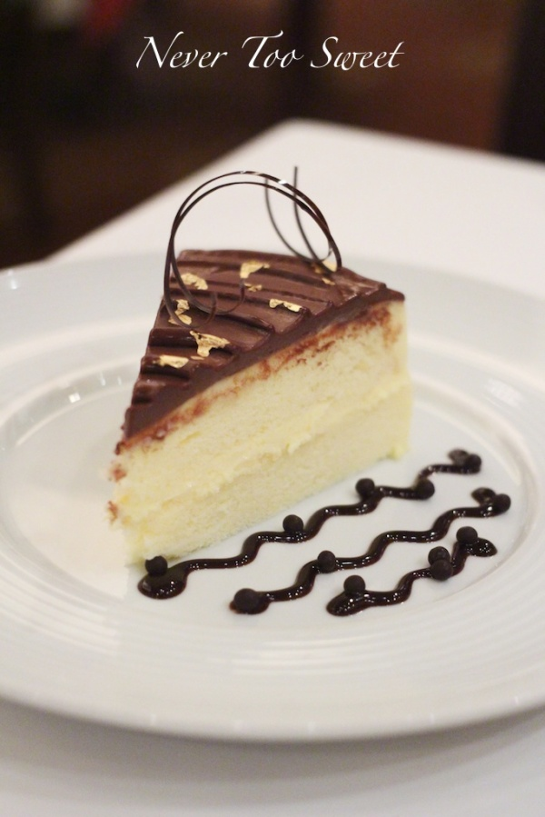 Boston Cream Pie $98HKD ($13AUD)