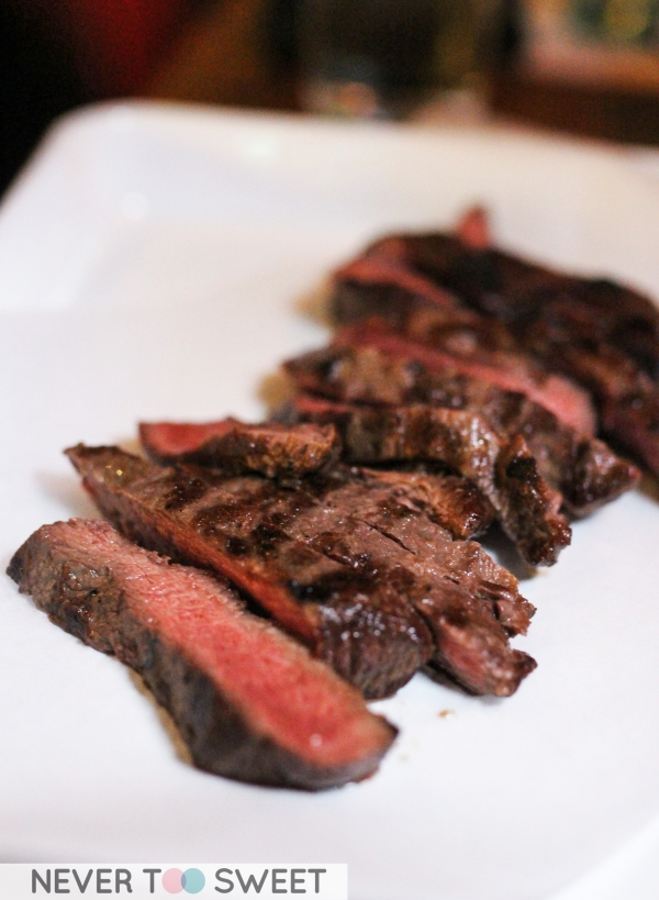 O'Connor Pasture-fed Flat Iron Steak