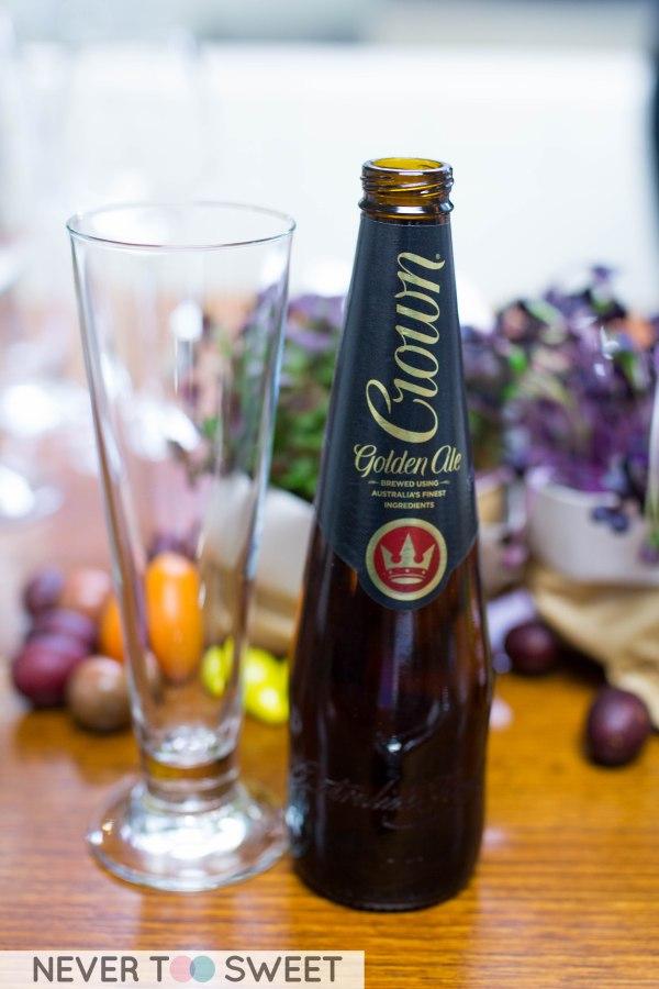 Crown Golden Ale