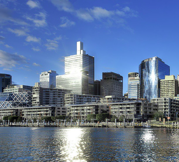 Source: Darling Harbour