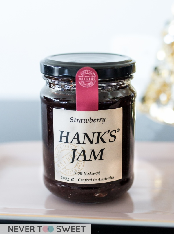 Strawberry Hank's Jam