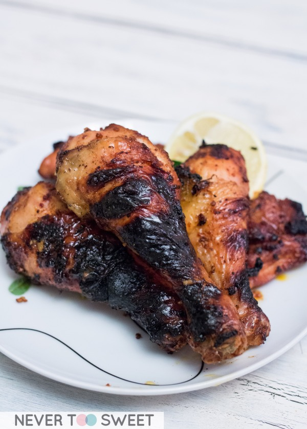 Quick & Spicy BBQ Chicken