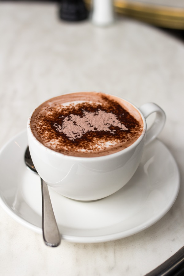 Hot Chocolate $4.5